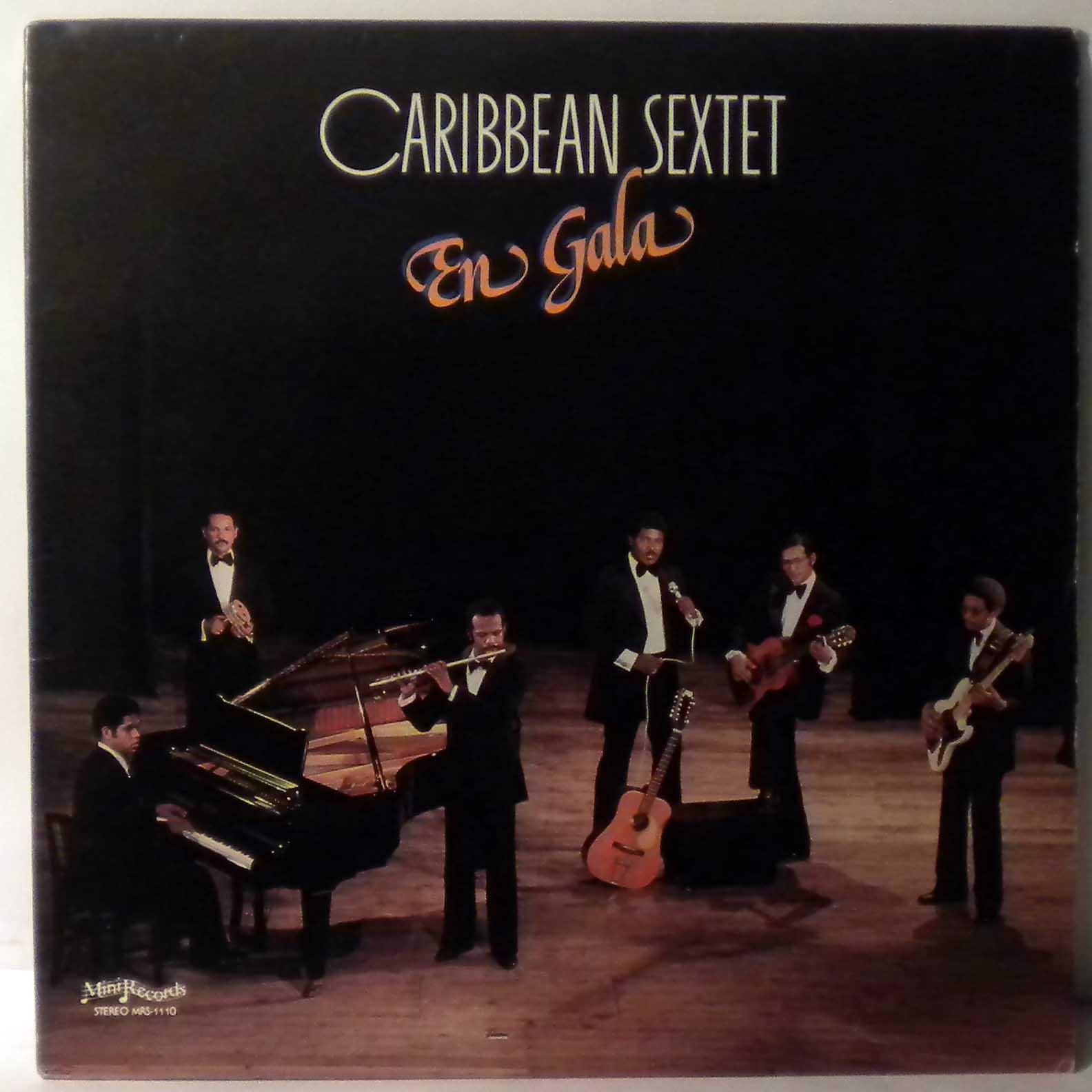 CARIBBEAN SEXTET - En gala - 33T