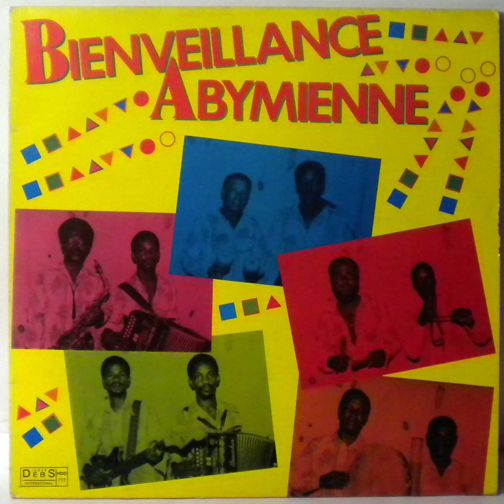 BIENVEILLANCE ABYMIENNE - Same - LP