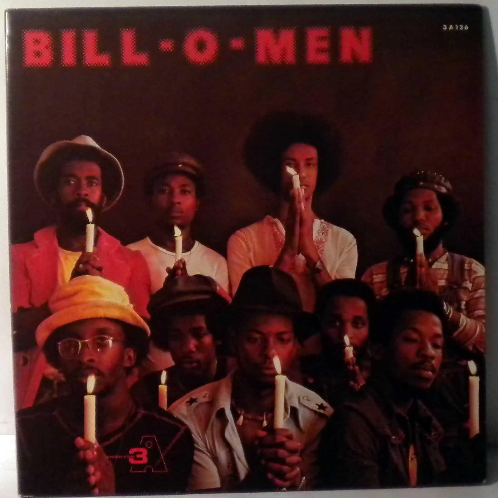 BILL-O-MEN - Same - 33T