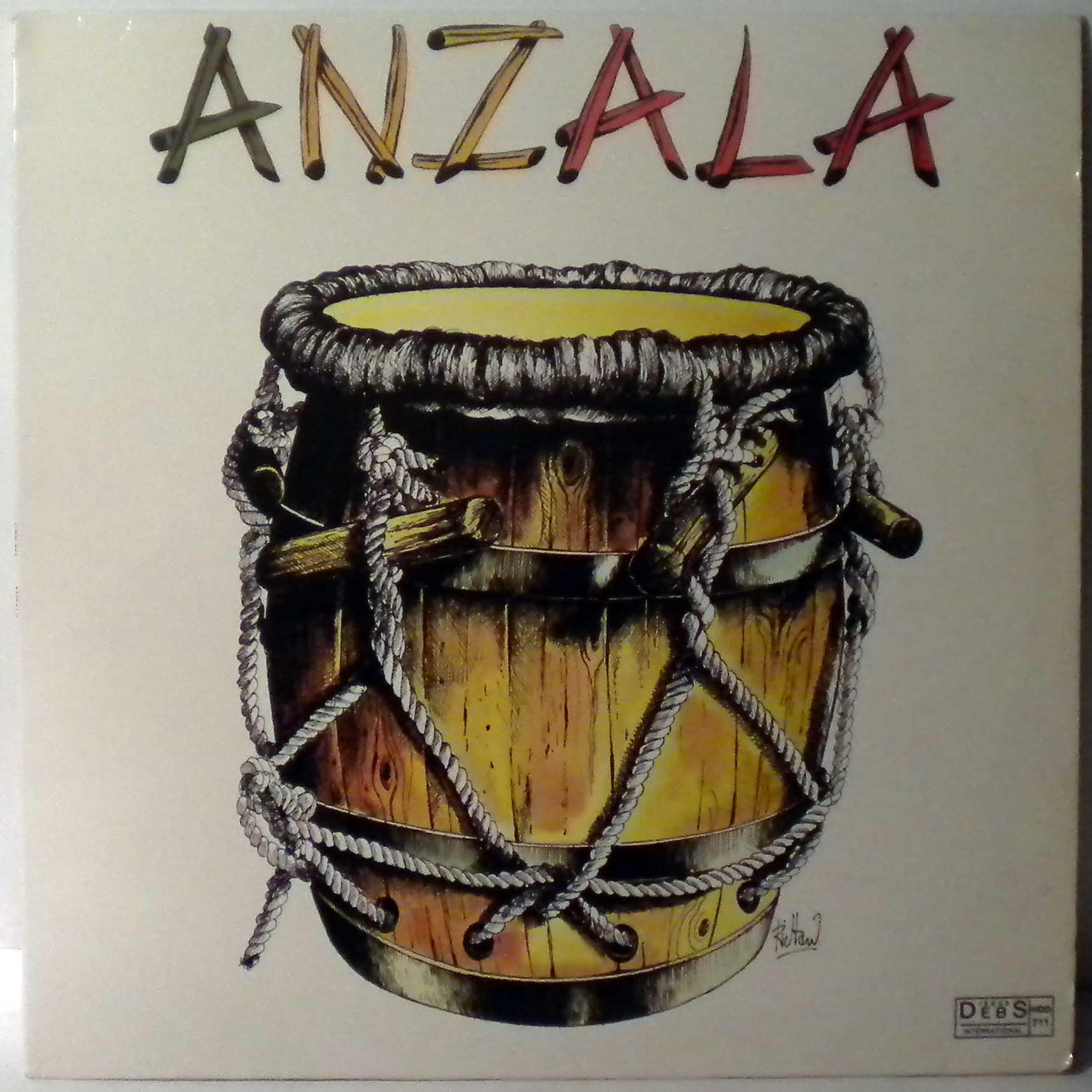 ANZALA - Same - 33T