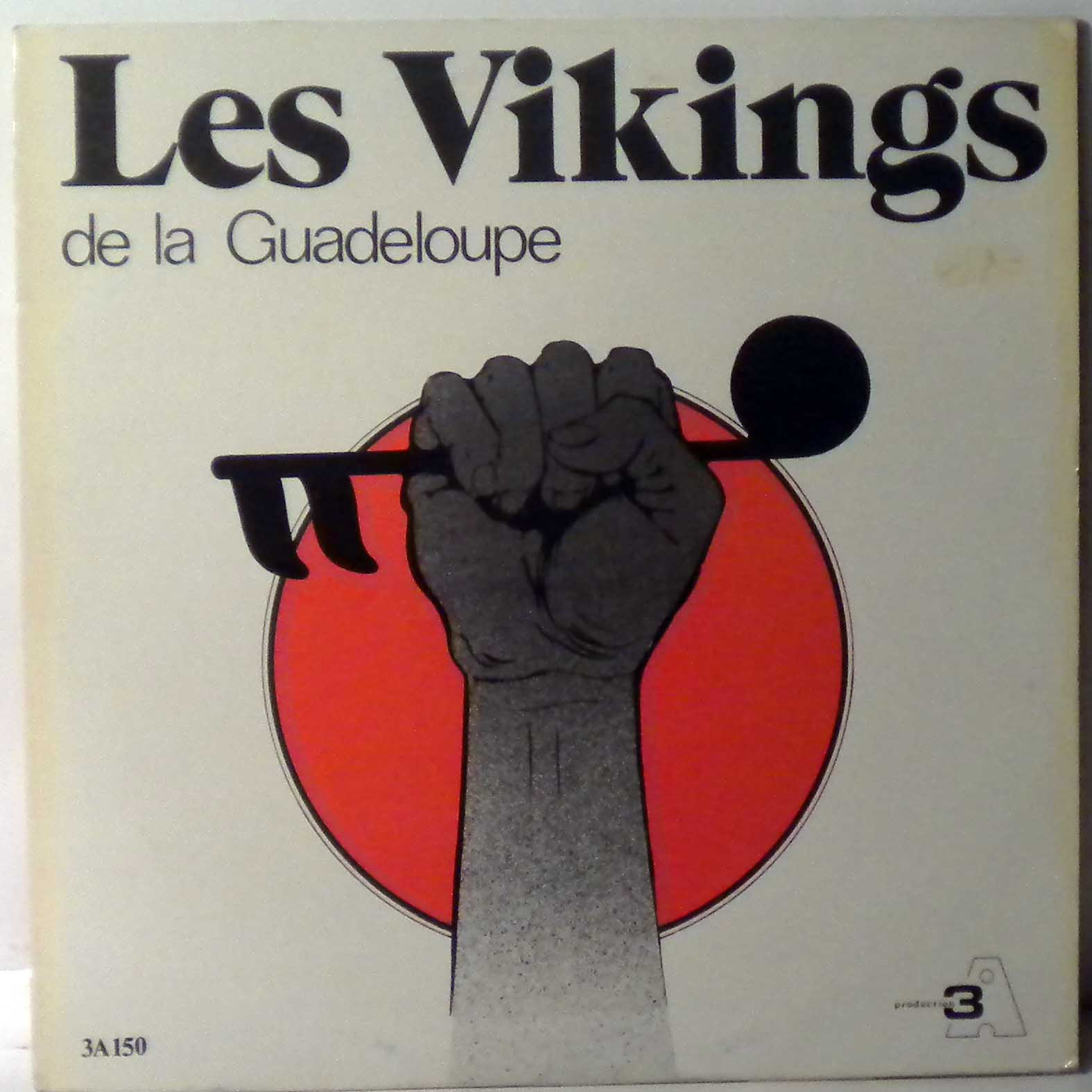 LES VIKINGS DE LA GUADELOUPE - Same - 33T