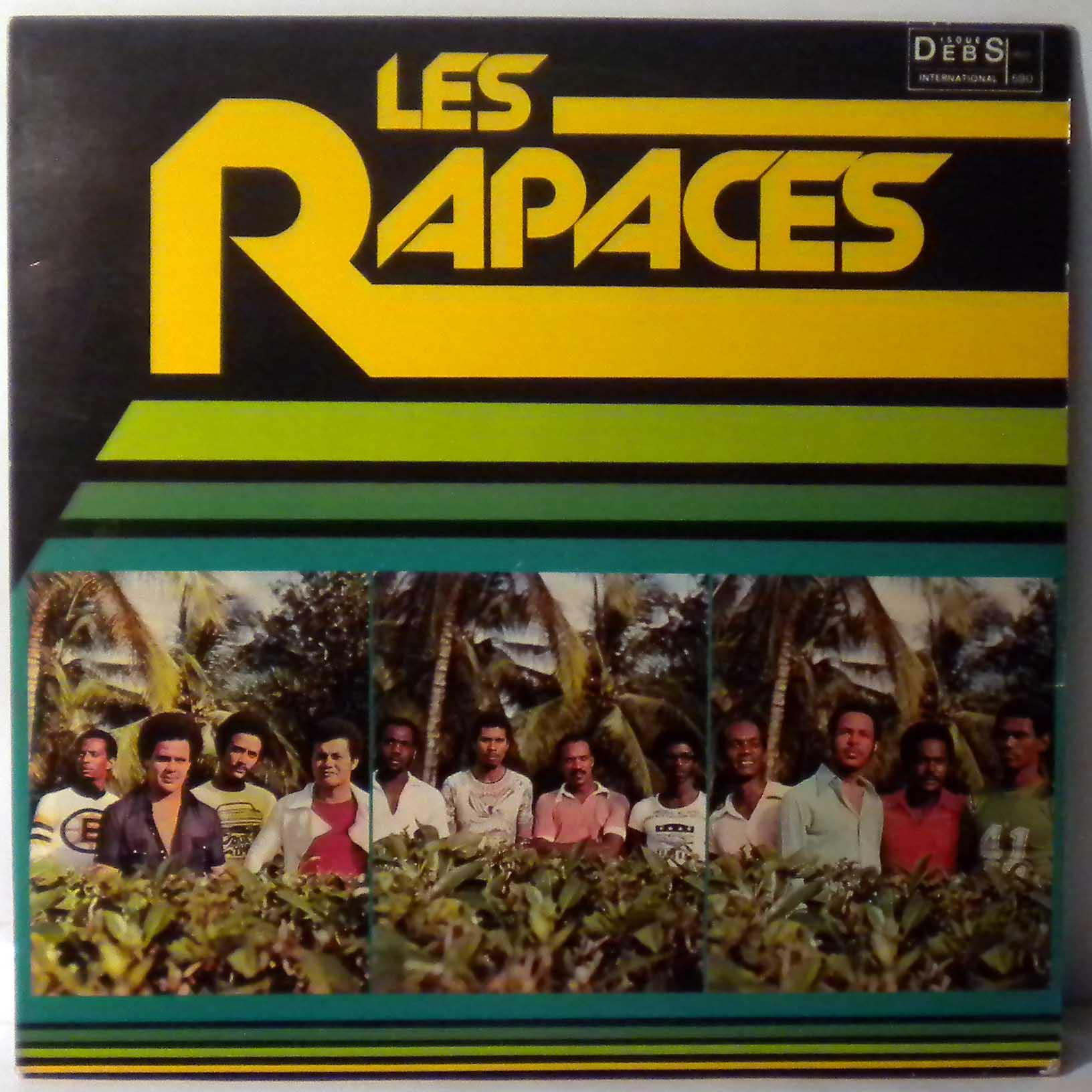 LES RAPACES - Same - LP