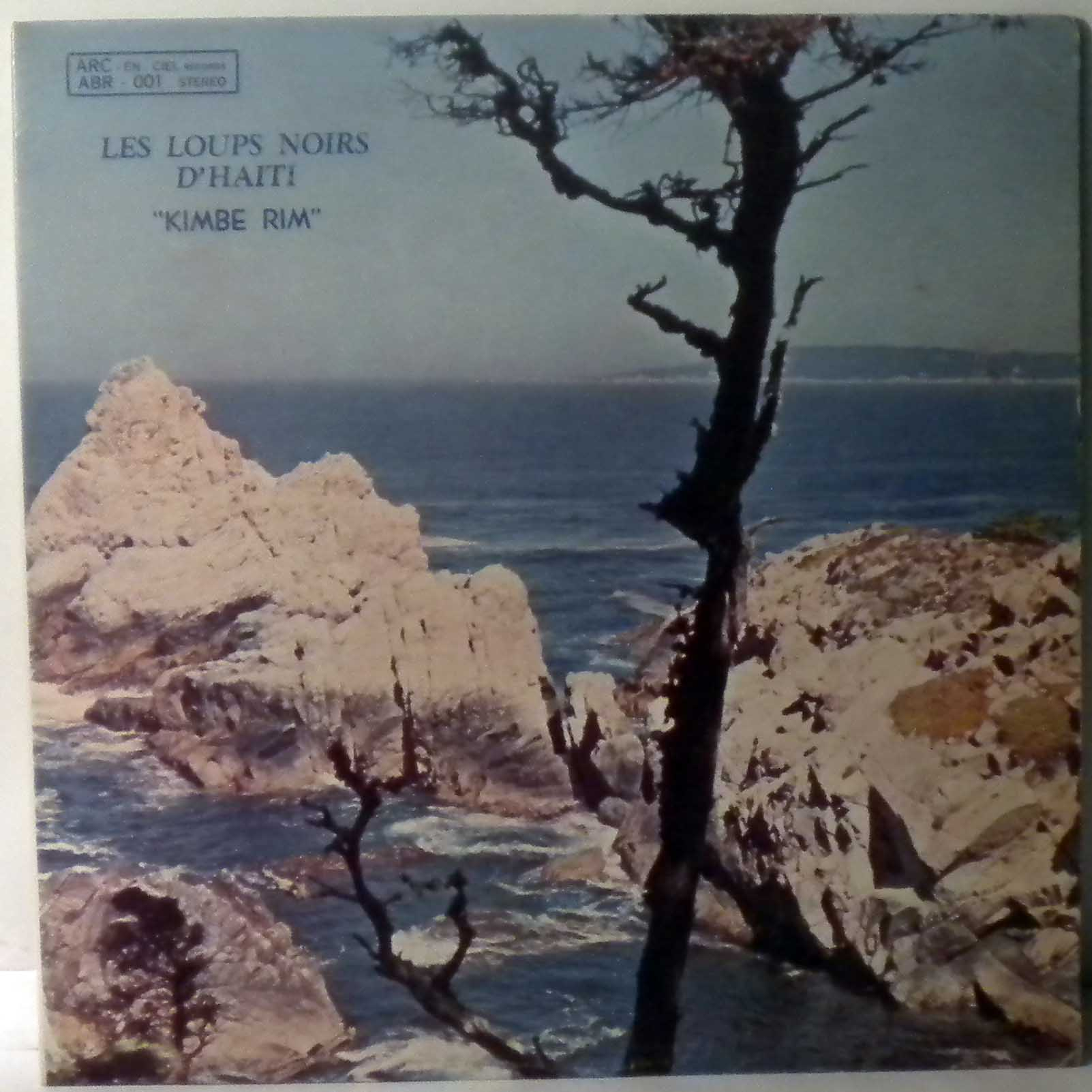 LES LOUPS NOIRS D'HAITI - Kimbe Rim - LP