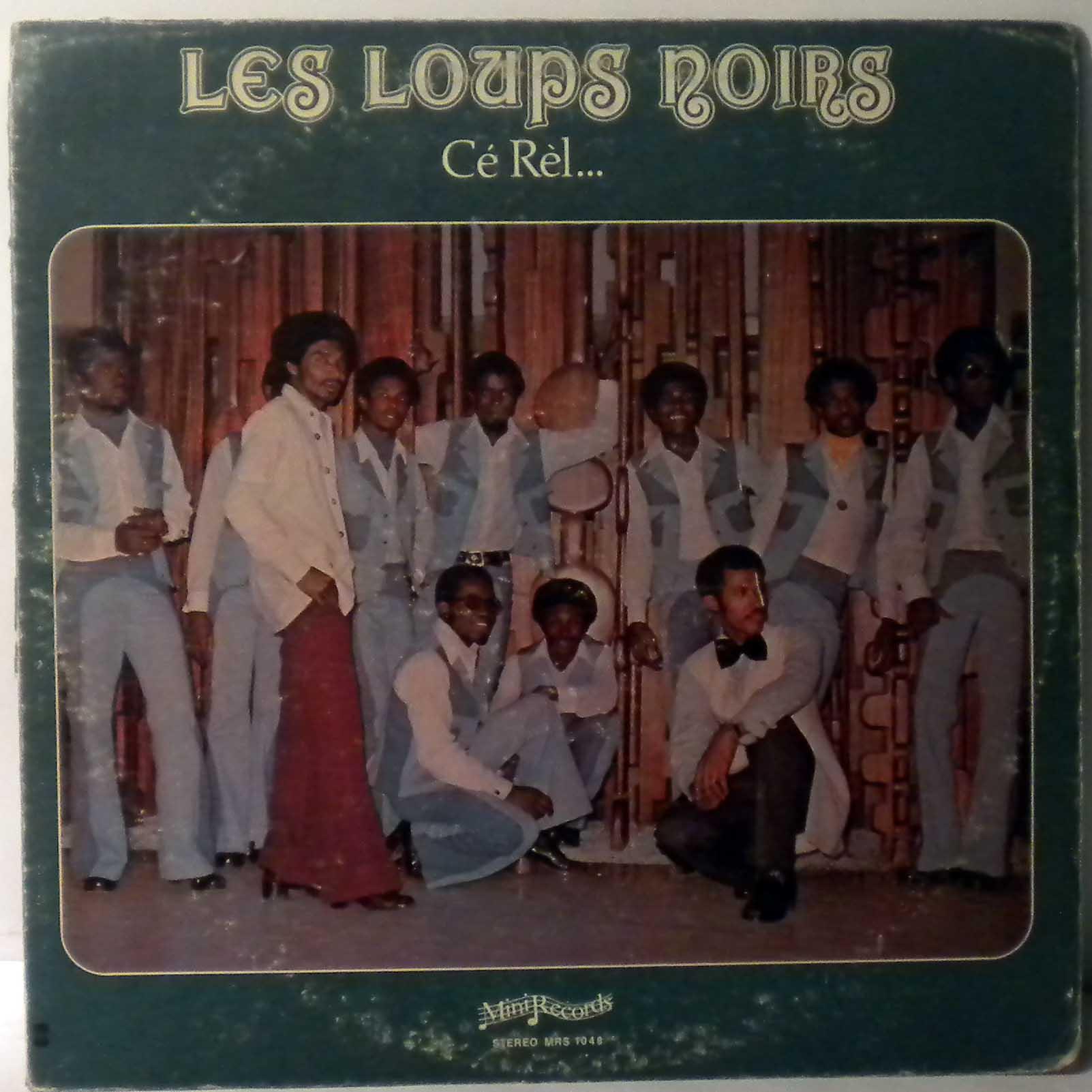 LES LOUPS NOIRS - Ce rel - LP