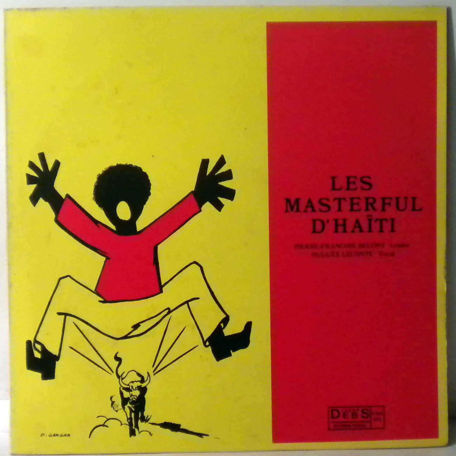 LES MASTERFUL D'HAITI - Same - LP
