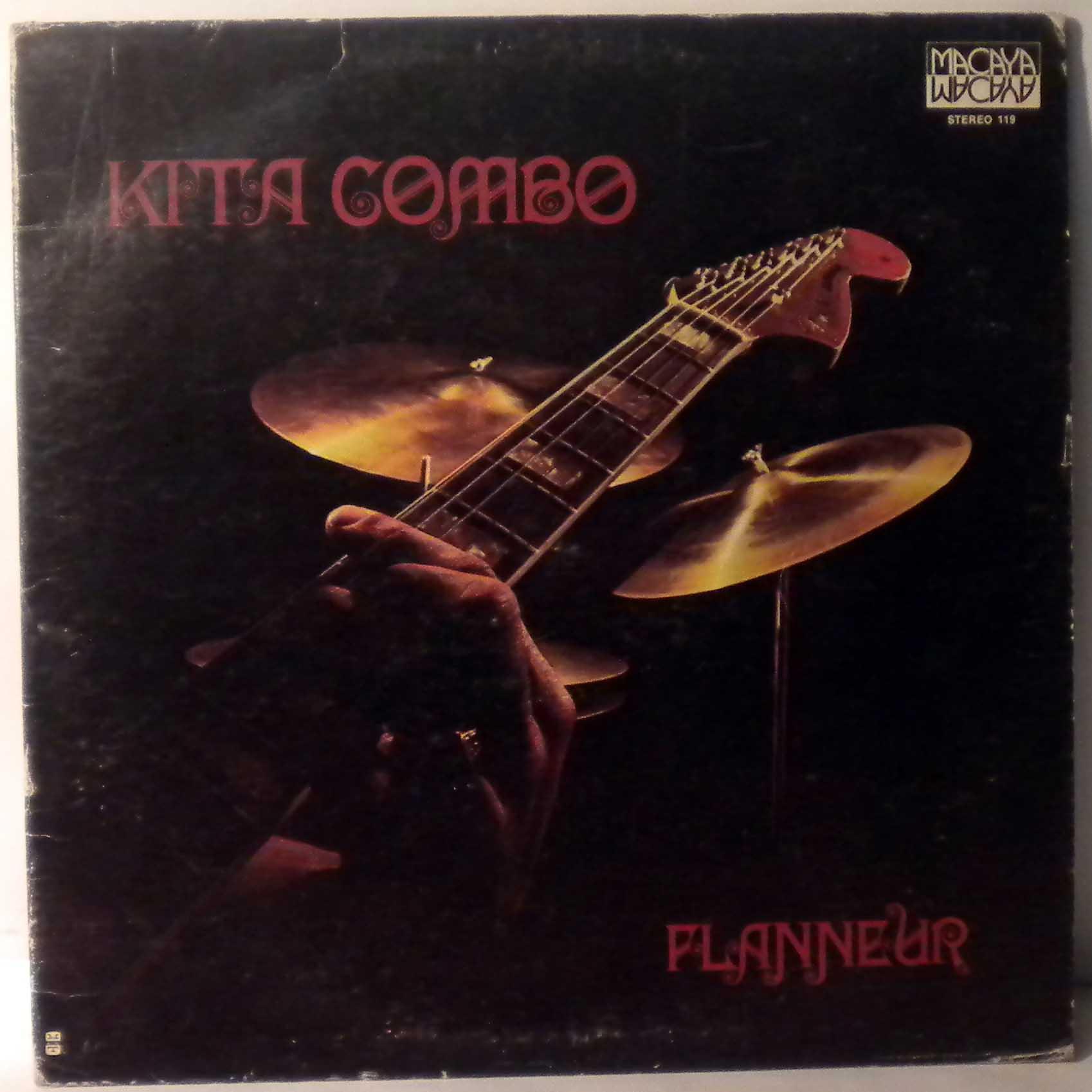 KITA COMBO - Flanneur - LP