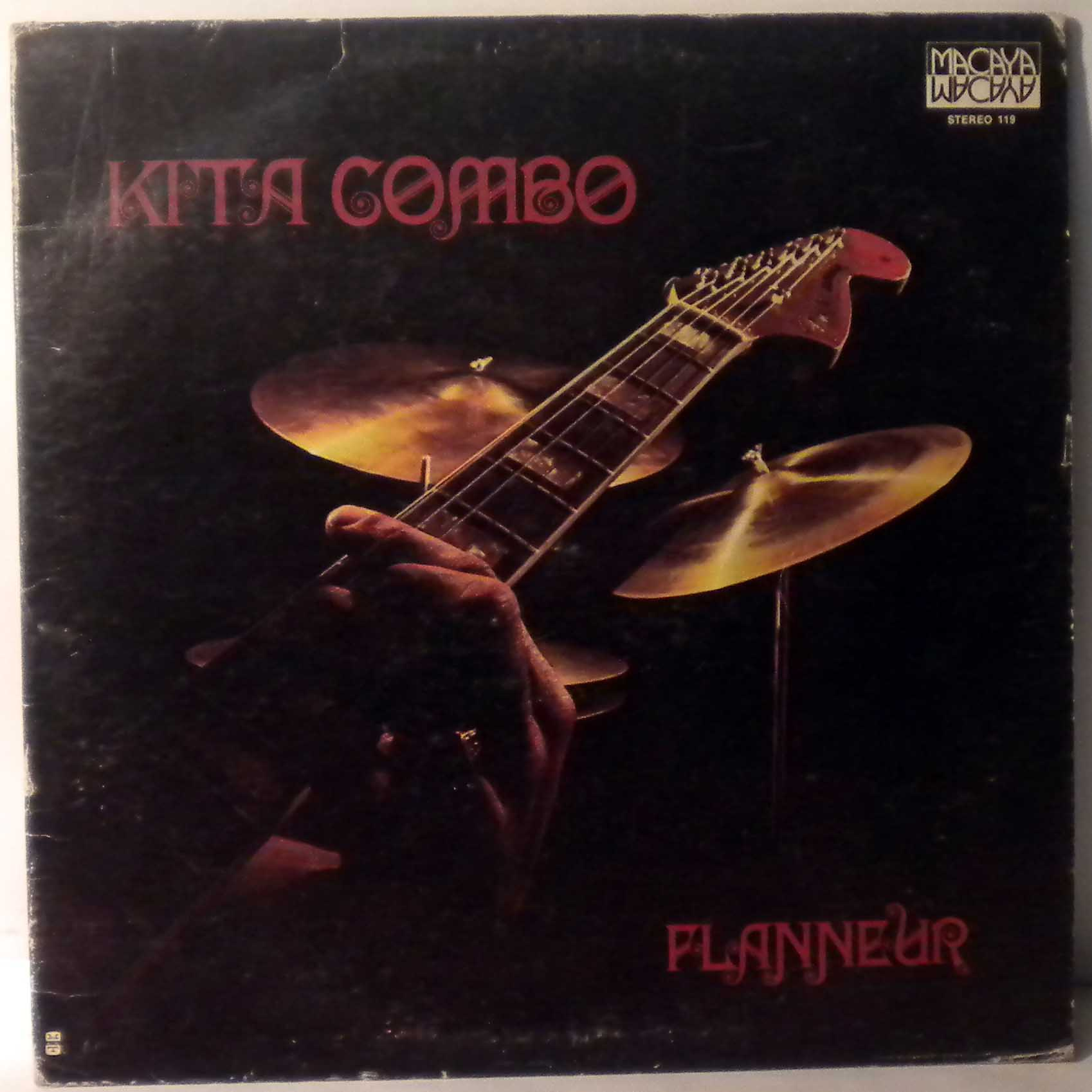 KITA COMBO - Flanneur - 33T
