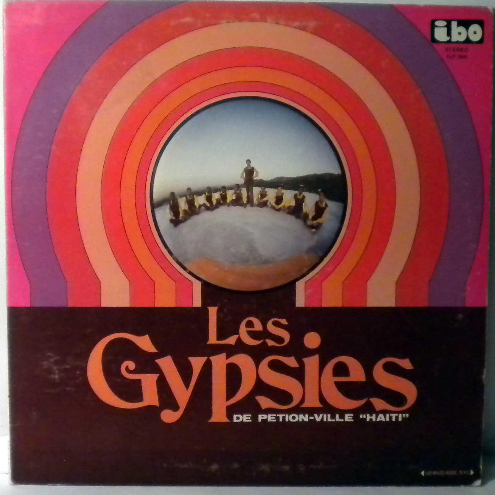 LES GYPSIES DE PIETON-VILLE HAITI - Same - LP