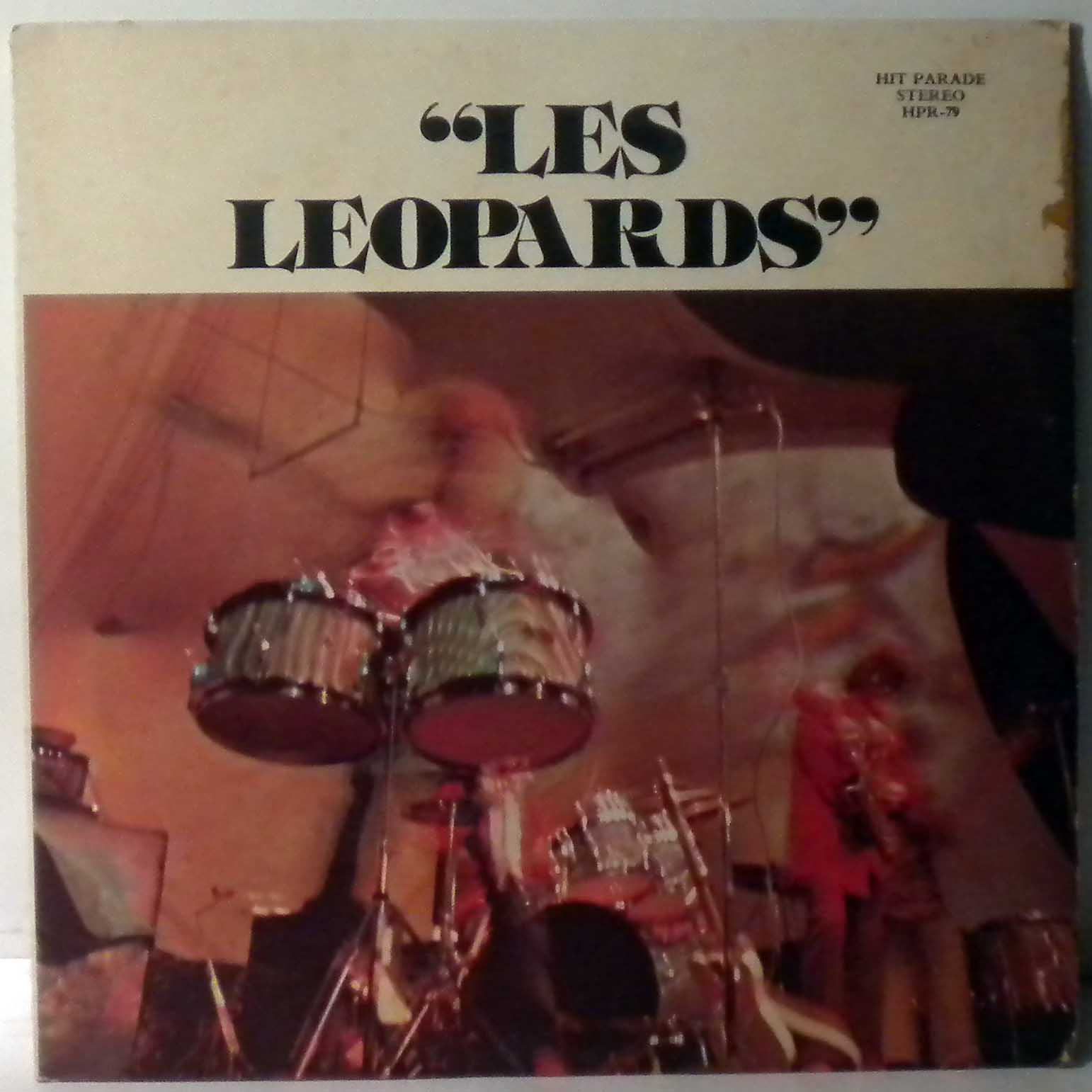 LES LEOPARDS - Same - LP