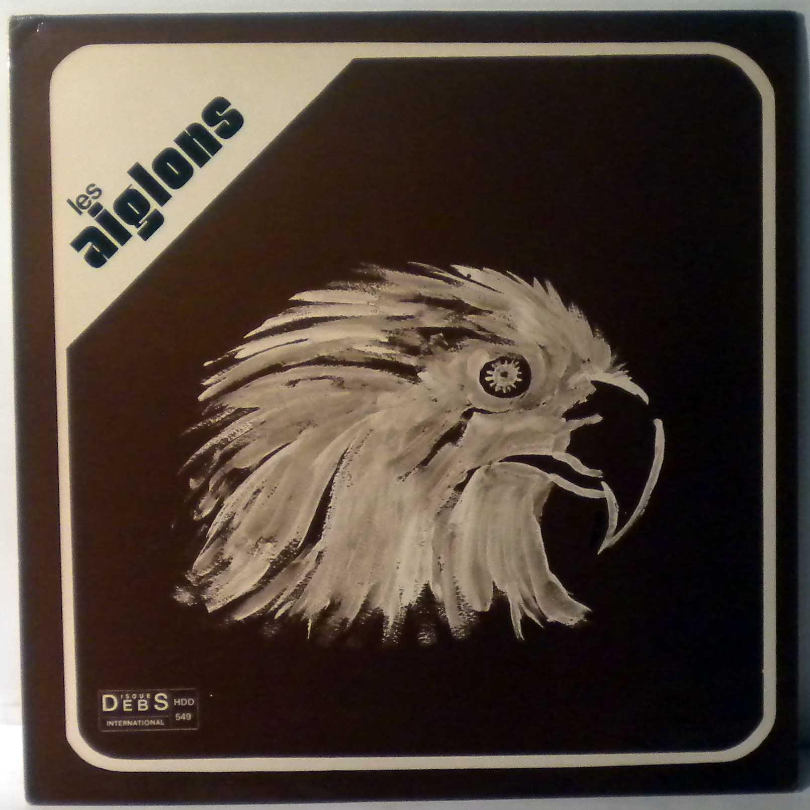 LES AIGLONS - Same - LP