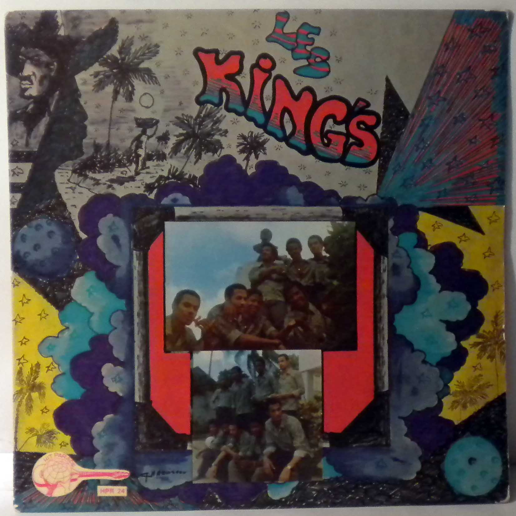 LES KINGS - Same - LP