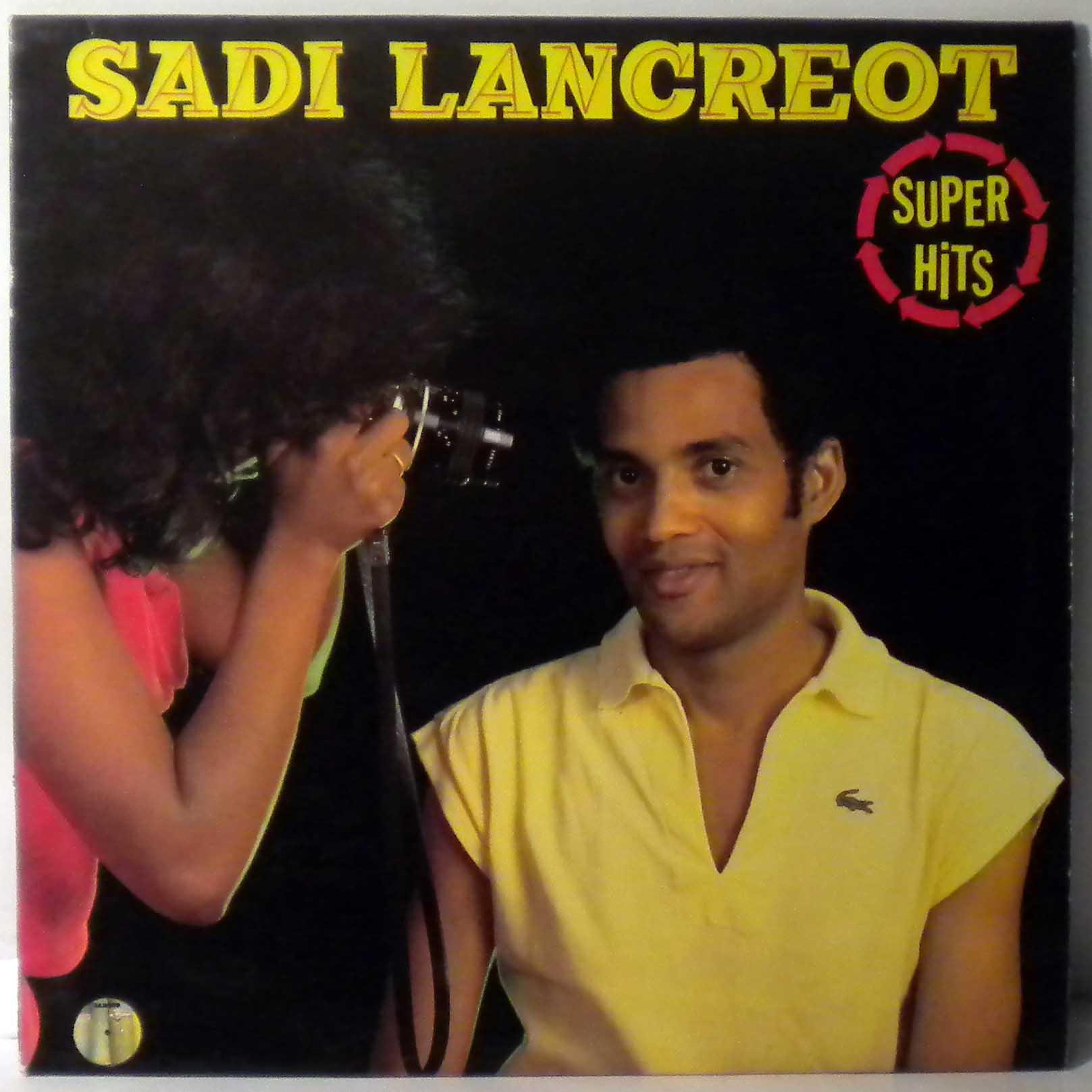 SADI LANCREOT - Super hits - LP