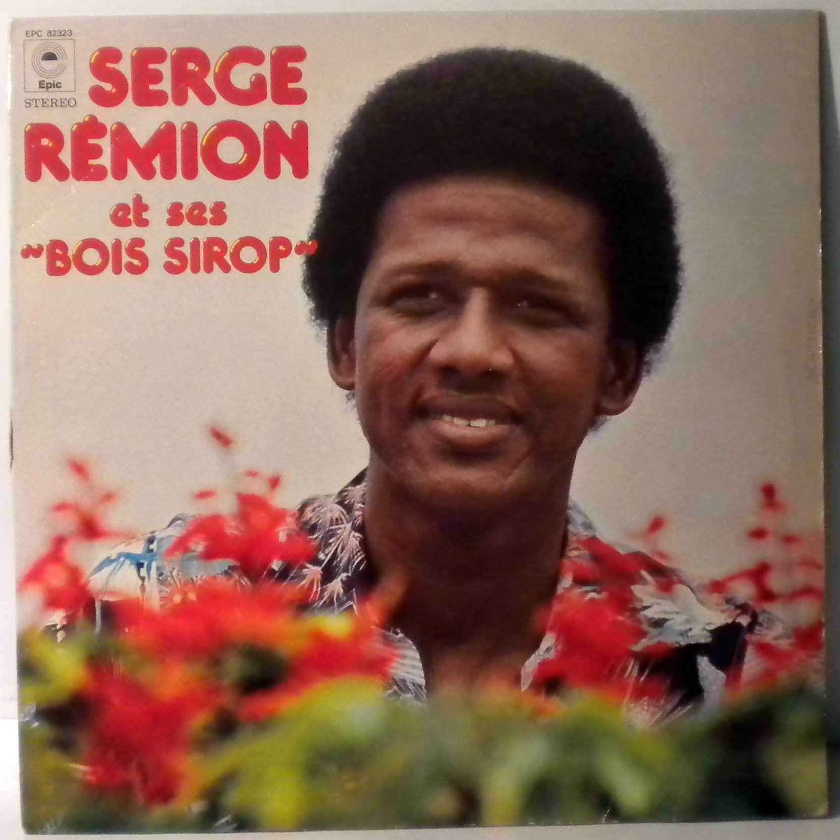 SERGE REMION ET SES BOIS SIROP - Same - LP