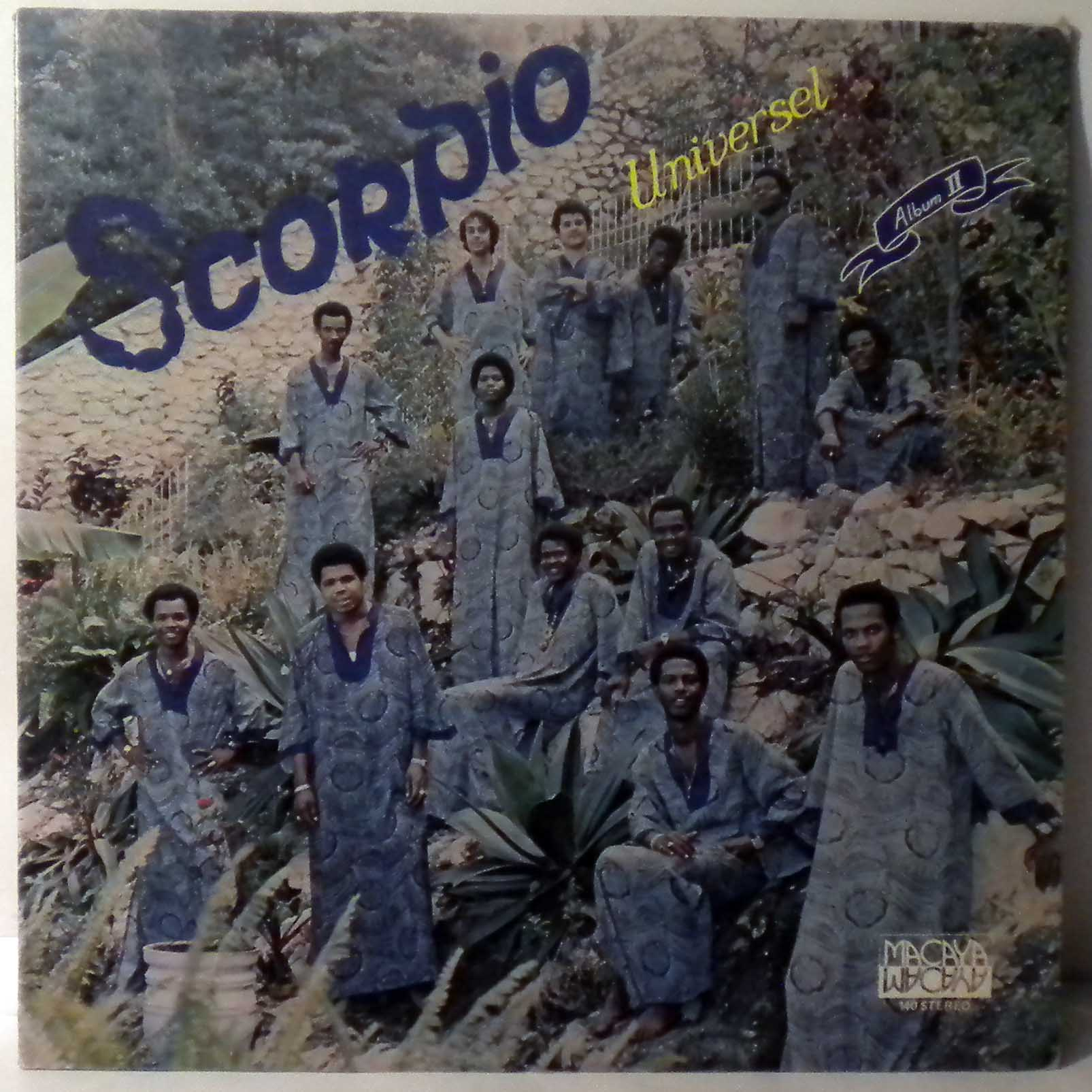 SCORPIO - Album II - LP