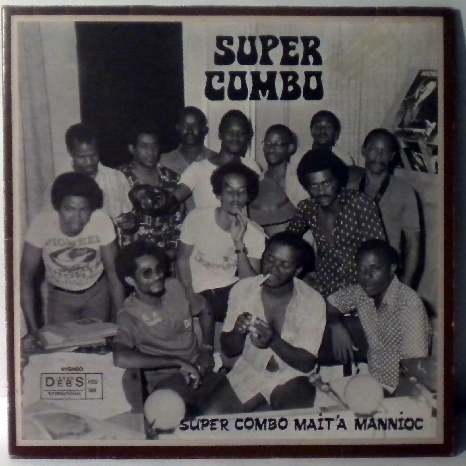SUPER COMBO - Super Combo maita mannioc - LP