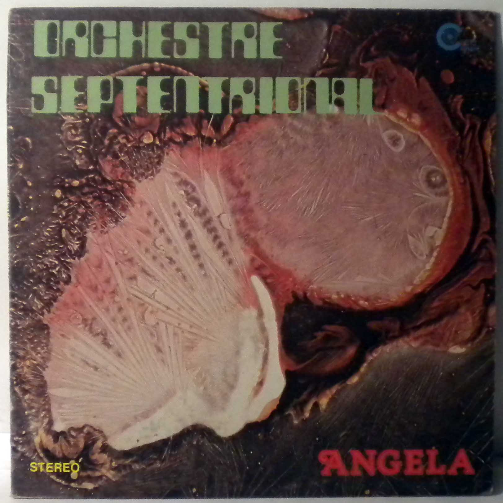 ORCHESTRE SEPTENTRIONAL - Angela - 33T