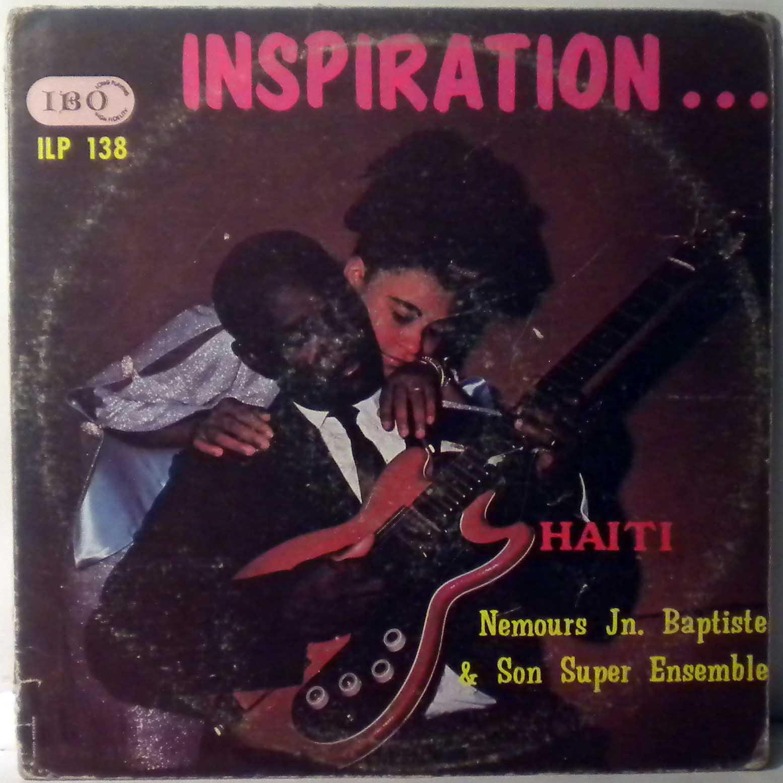 NEMOURS JEAN-BAPTISTE - Inspiration - LP