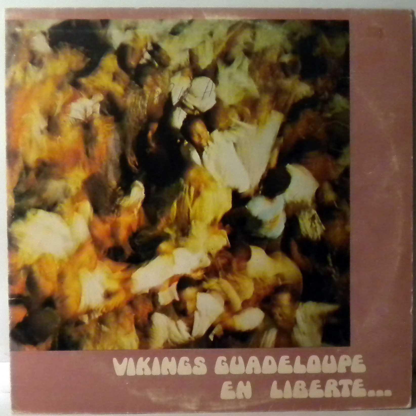 VIKINGS GUADELOUPE - En liberte - LP