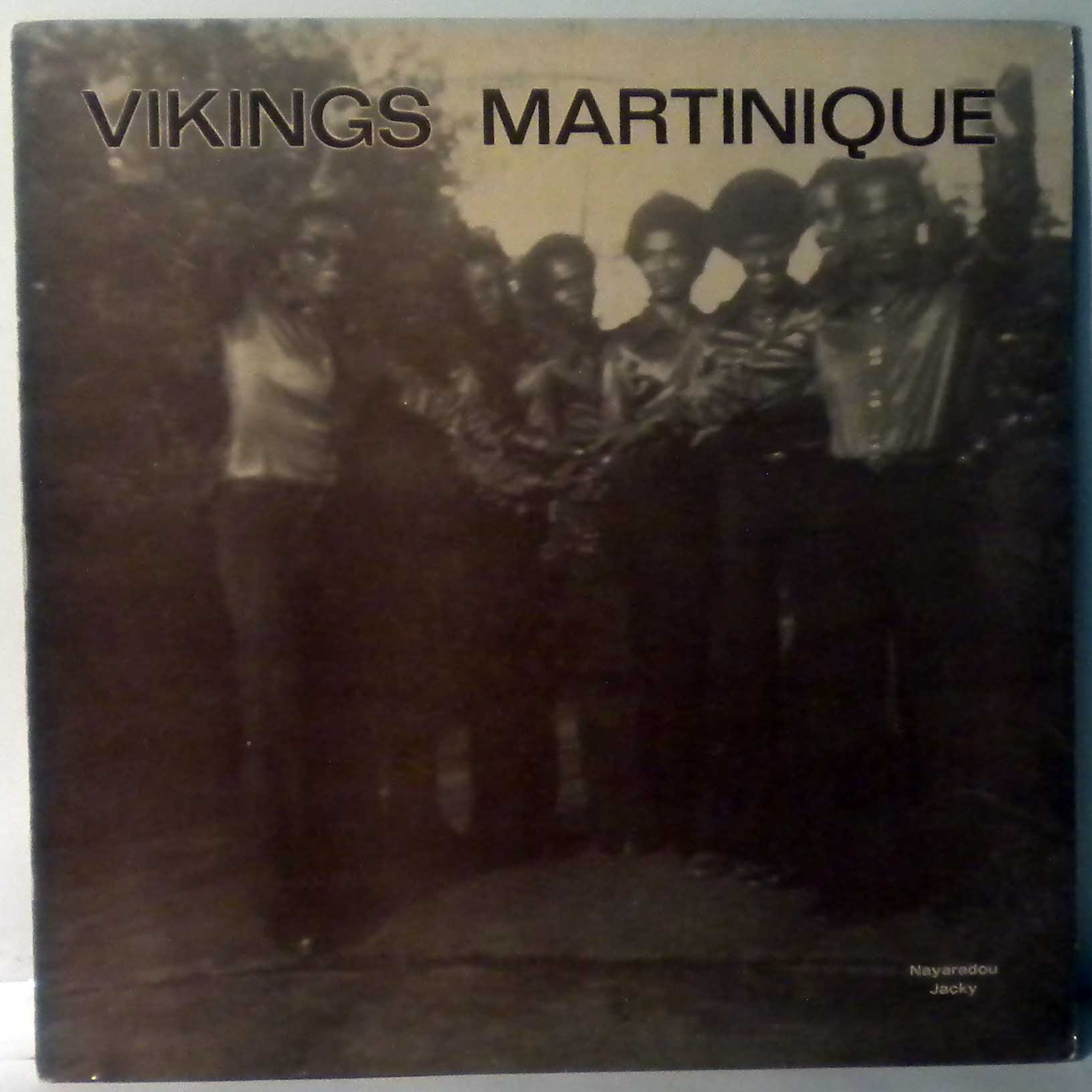 VIKINGS MARTINIQUE - Same - LP
