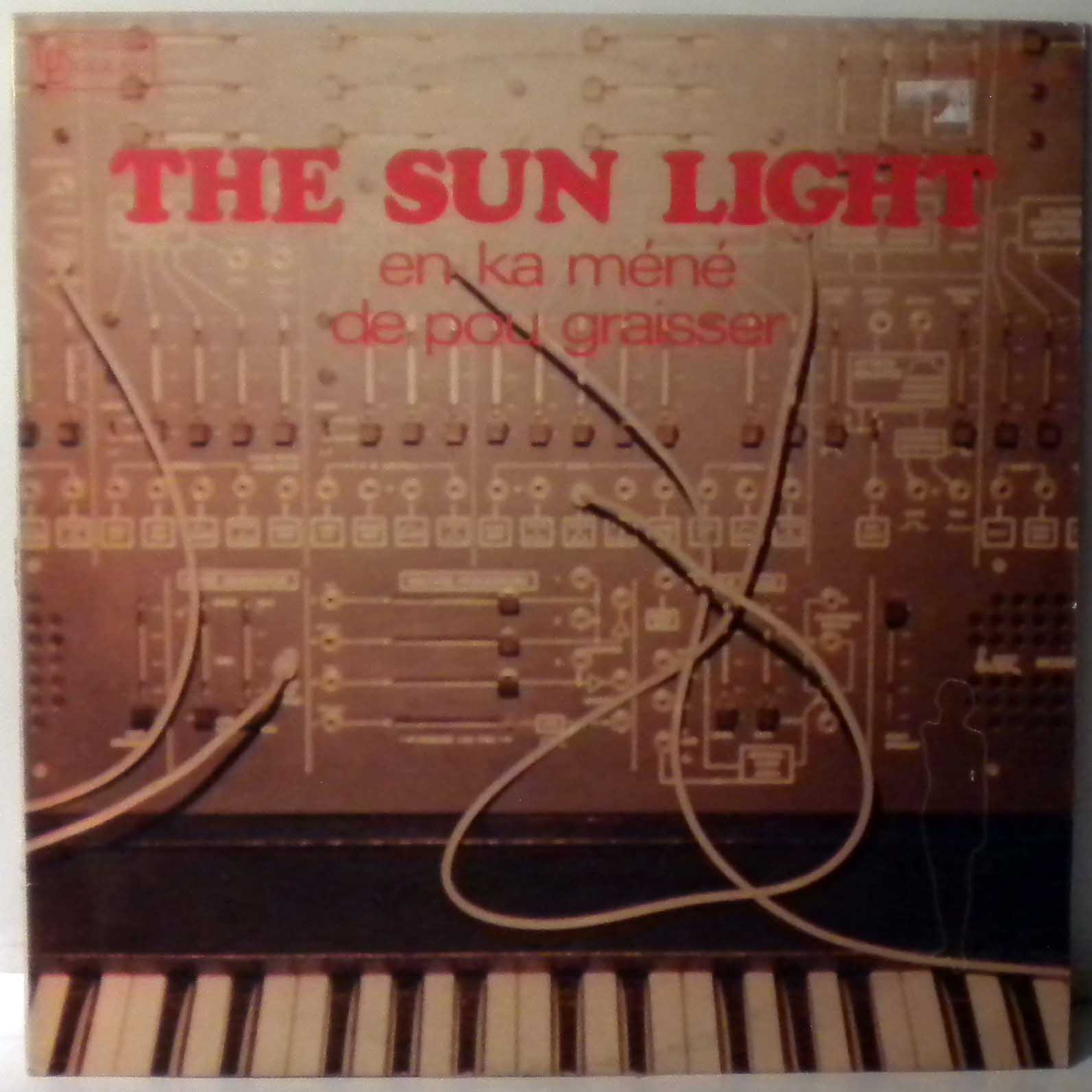 THE SUN LIGHT - En ka meme de pou graisser - LP