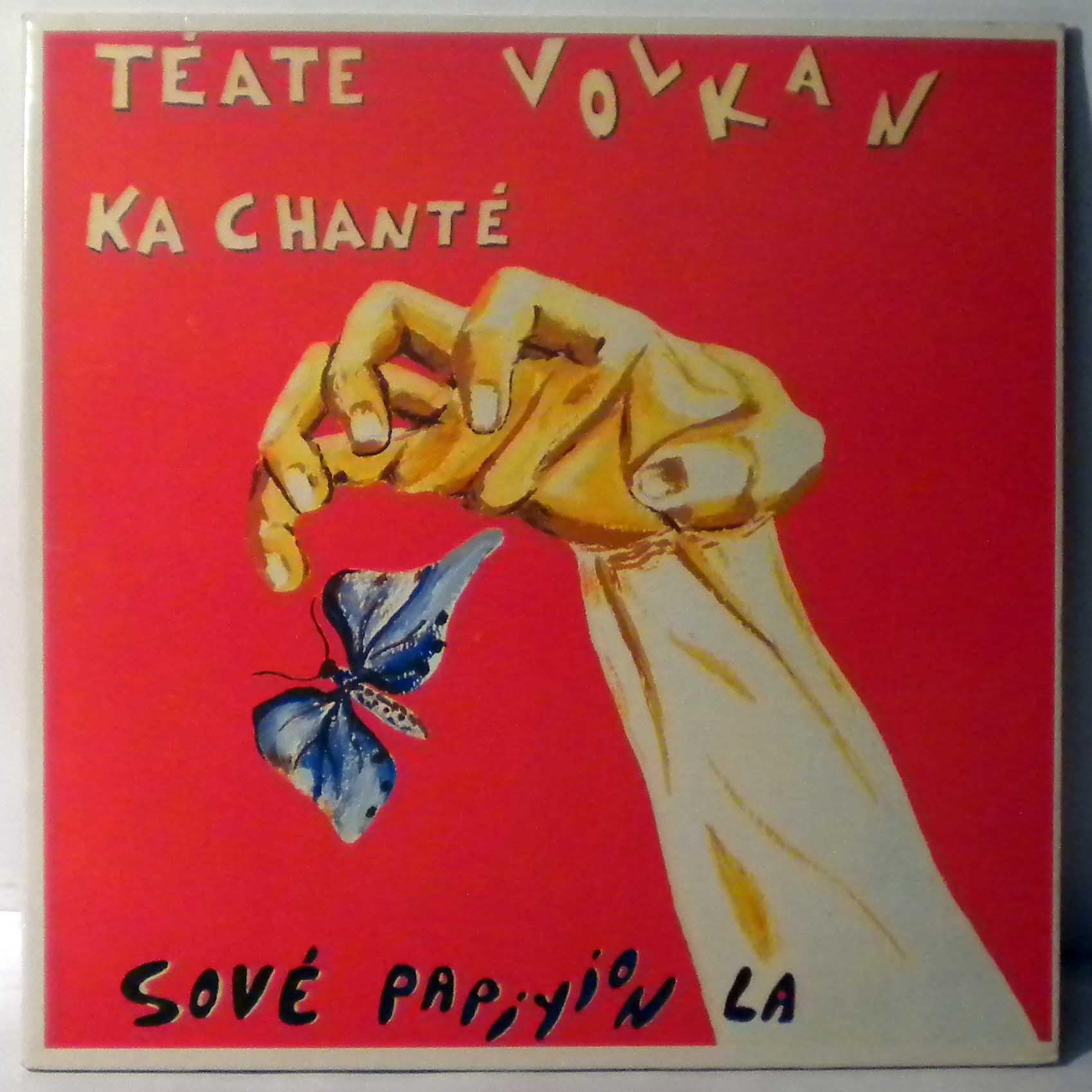 TEATE VOLKAN - Ka Chante - LP