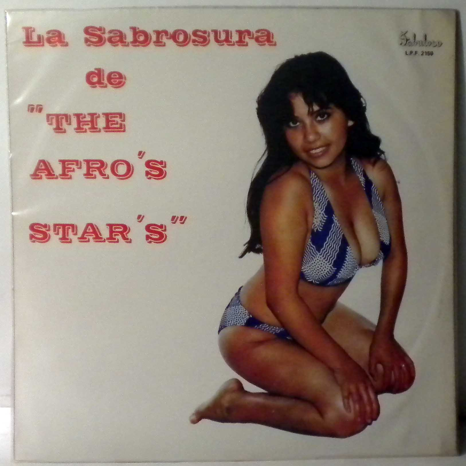 THE AFRO'S STAR'S - La sabrosura - LP