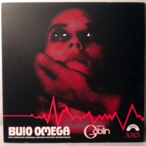 GOBLIN - Buio Omega - 33T