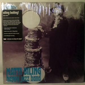 MATTI OILING - Happy Jazz Band - 33T