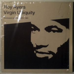 ROY AYERS - Virgin Ubiquity - 33T x 2