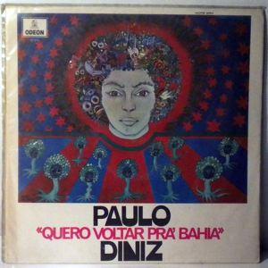 PAULO DINIZ - Quero Voltar Pra Bahia - LP