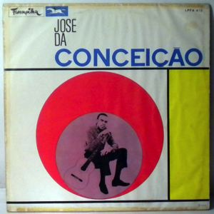 JOSE DA CONCEICAO - Same - LP