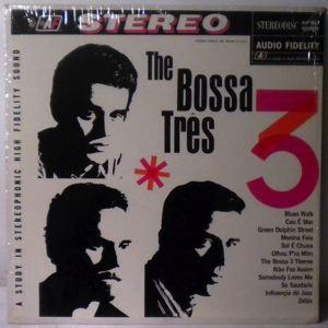 THE BOSSA TRES - 3 - LP