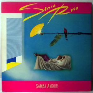 SONIA ROSA - Samba Amour - LP