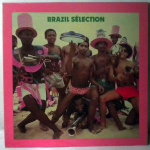 BRAZIL SELECTION - Same - LP