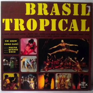 BRASIL TROPICAL - Same - LP
