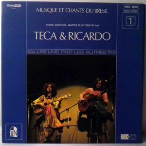 TECA & RICARDO - Les Uns Par Les Autres - LP