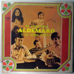 ALDEMARO ROMERO Y SU ONDA NUEVA - El Fabuloso Aldemaro - LP