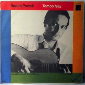 BADEN POWELL - Tempo Feliz - LP