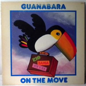 GUANABARA - On The Move - LP