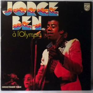 JORGE BEN - A l'Olympia - LP