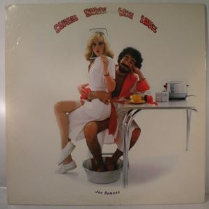 JOE ROMANO - Coming down with love - LP