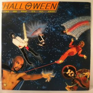 HALLOWEEN - Come see what it's all about - LP