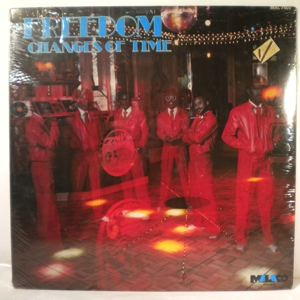 FREEDOM - Changes of time - LP