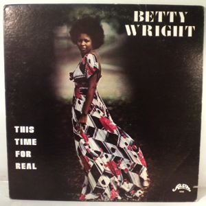BETTY WRIGHT - This Time For Real - 33T