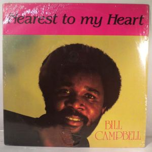 BILL CAMPBELL - Nearest to my heart - LP