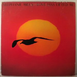 STEPHANIE MILLS - Love has lifted me - LP