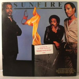 SUNFIRE - Same - LP