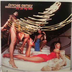 RITCHIE FAMILY - I'll do my best - LP