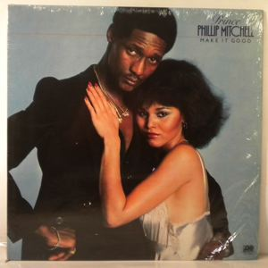 PRINCE PHILLIP MITCHELL - Make it good - 33T