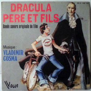 VLADIMIR COSMA - Dracula Pere Et Fils - 45T (SP 2 titres)